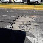 Procuraduría de Paucarpata toma acción por daño de pista en Guardia Civil