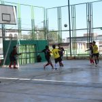 """Final de futbol categoría """"A"""" en campeonato UGEL SUR"""
