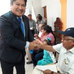 """Alcalde invita a ciudadanos a campaña registral """"SUNARP en tu Pueblo"""""""
