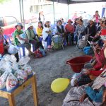 Dr. José Supo realiza la tercera feria informativa de prevención de la violencia  contra la mujer y los integrantes del grupo Familiar del distrito de Paucarpata