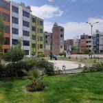 Mantenimiento de las áreas verdes en la urbanización  San Agustin