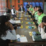 CODISEC lanza plan operativo para mantener orden en festividades navideñas en Paucarpata