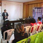 Instancia Distrital y COMUDENA rindieron cuenta anual de actividades con resultados exitosos