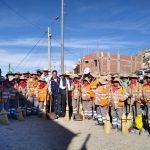 Mancomunidad cierra con éxito último trabajo coordinado de distritos en Sachaca
