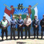 Alcalde José Supo instalará a Grupo Terna en Paucarpata para erradicar inseguridad en su totalidad