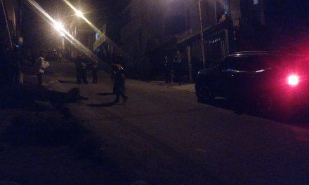 Comisaria Jesús María arrestó en media balacera a 4 delincuentes que pretendían robar domicilio en Guardia Civil