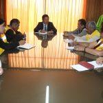 En reunión, Seguridad Vecinal Distrital solicita a la Municipalidad que Grupo Terna no decaiga en la intención de instalarse en nuestro distrito