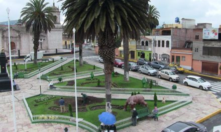 Remodelamiento de nuestra Plaza Mayor en Paucarpata Tradicional
