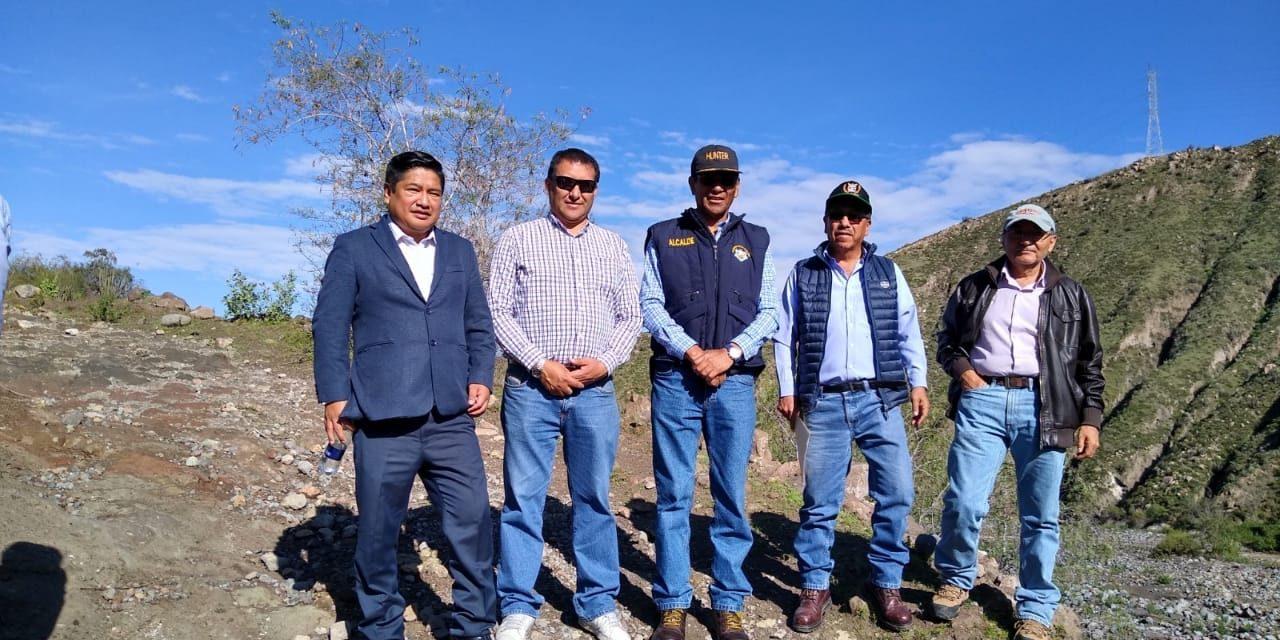 Municipios de Sabandia y Paucarpata crearían una represa entre sus límites territoriales de cara al futuro