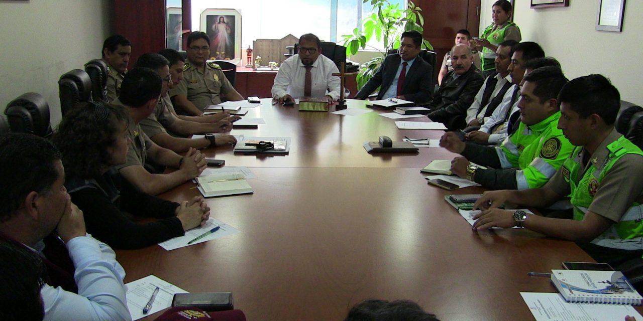 COPROSEC anuncia evaluaciones trimestrales para dar seguimiento a la mejora de la seguridad
