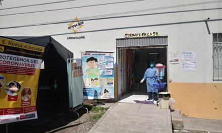 Implementación del TRIAJE DIFERENCIADO en Nueva Alborada