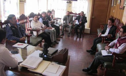 Dr. José Supo efectuará Plan de Sensibilizaición contra el Coronavirus en coordinación todas las instituciones y agentes sociales de Paucarpata