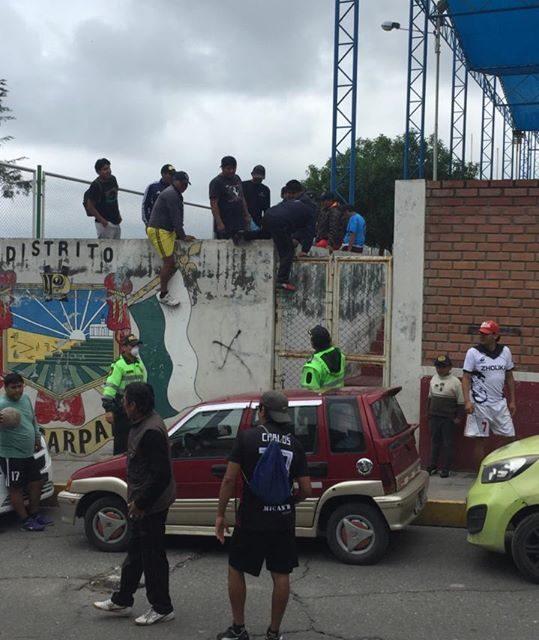 Seguridad Ciudadana patrulla las calles del distrito en Estado de Emergencia