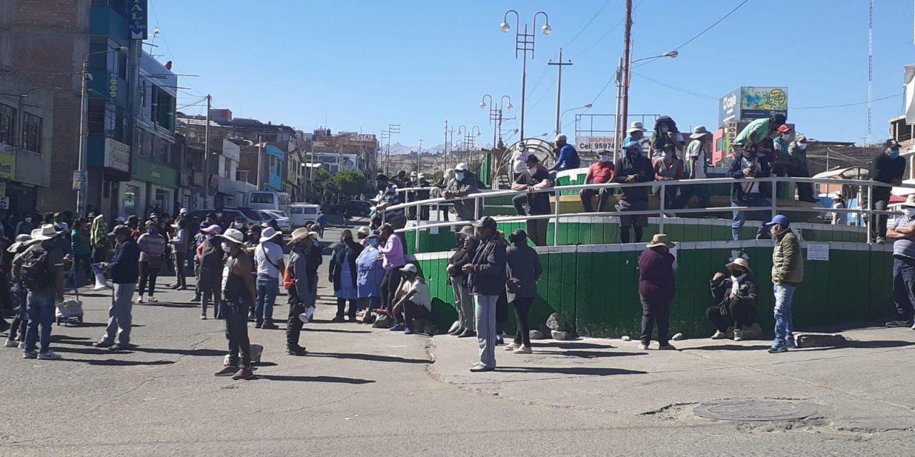Intervención de Policía Municipal a ambulantes que pretendían situarse en avenidas de Ciudad Blanca
