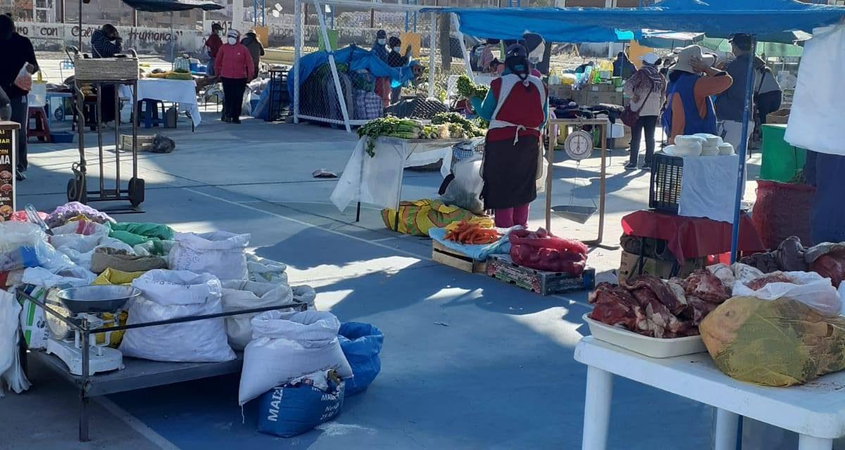 Organización de 9 Ferias Itinerantes en Paucarpata