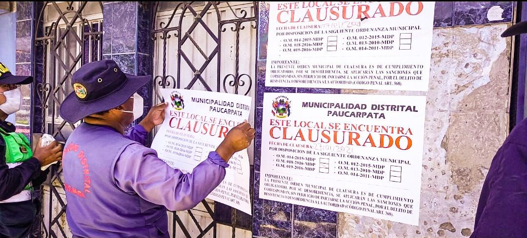 OPERATIVO DE FISCALIZACIÓN