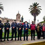 Ceremonía de Instalación y Juramentación del Comité Distrital de Seguridad Ciudadana del Distrito de Paucarpata periodo 2021