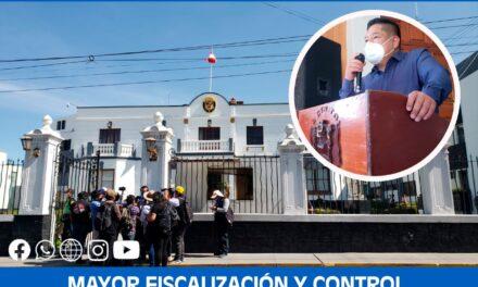 REUNIÓN CON EL COMANDO COVID, REAFIRMANDO EL COMPROMISO PERMANENTE POR LA SALUD.