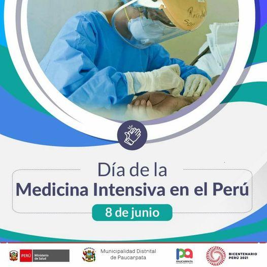 Día de la Medicina Intensiva en el Perú