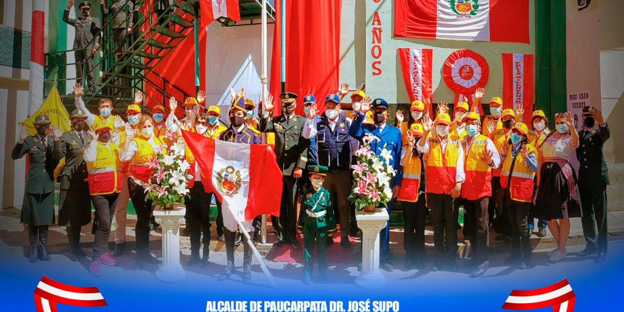 🟩🟦🟥 ALCALDE DE PAUCARPATA DR. JOSÉ SUPO, EN COORDINACIÓN CONSTANTE CON LA POLICIA NACIONAL DEL PERÚ Y LAS JUNTAS VECINALES